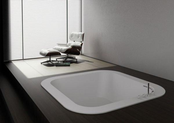 baños-modernos-con-bañera-empotrada
