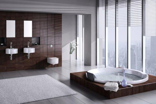 baños-modernos-grandes-jacuzzi