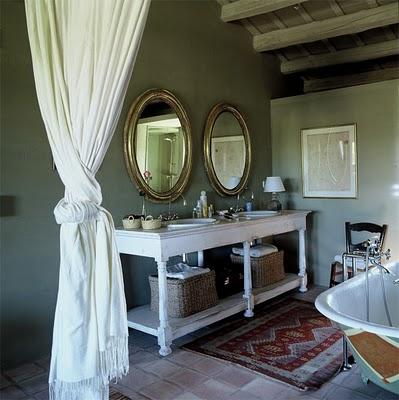 baños-rusticos-vintage-espejos