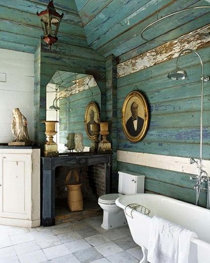 baños-rusticos-vintage-madera