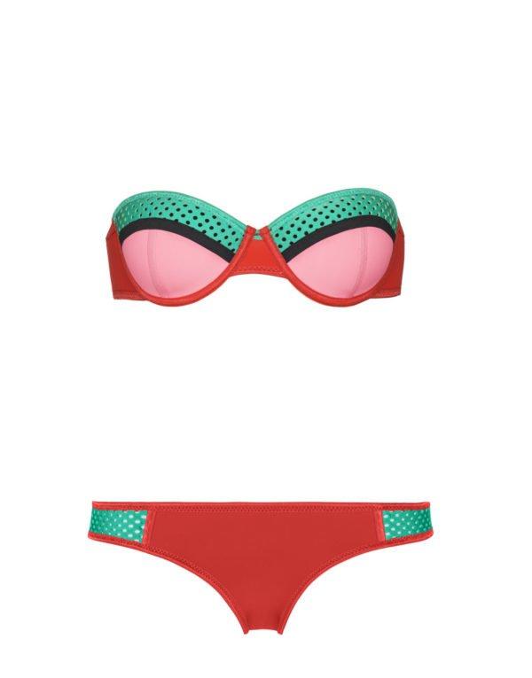 bikinis-triangl-fluor-negativo-rojo