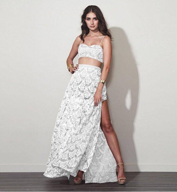 crop-top-falda-encaje