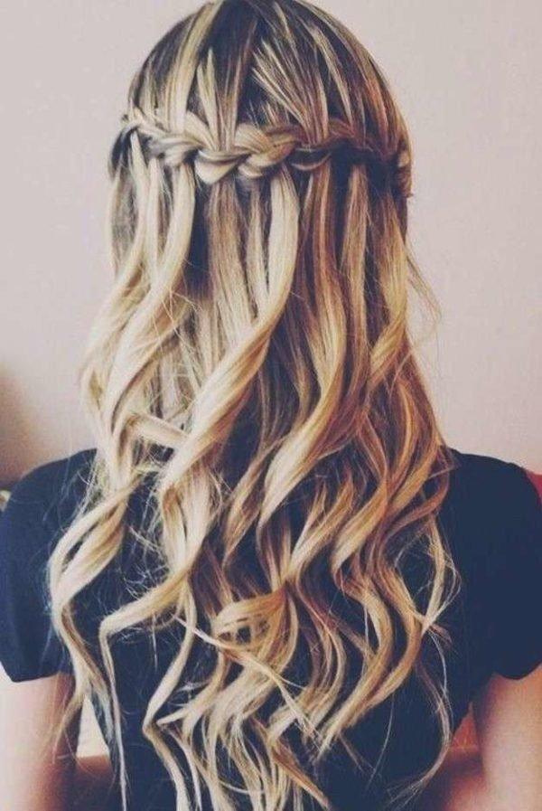 peinados,con,ondas,cascada