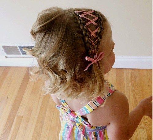 peinados-de-niñas-2017-lazo-trenzas