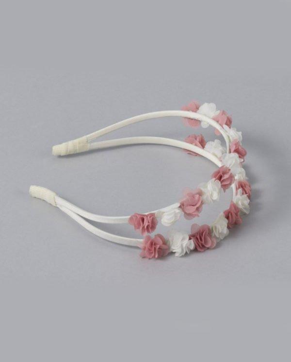 vestidos-de-comunion-el-corte-ingles-nina-complemento-diadema-rosa-blanca-flores