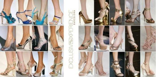 vestidos-de-comunion-para-madres-corto-zapatos