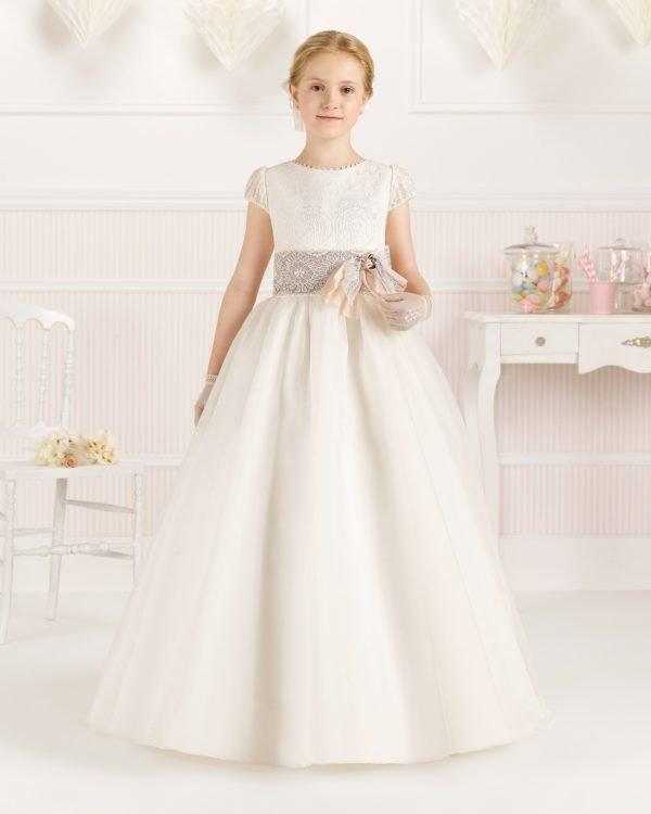 Modelos de vestidos con falda