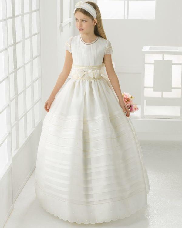 vestidos de primera comunion finos