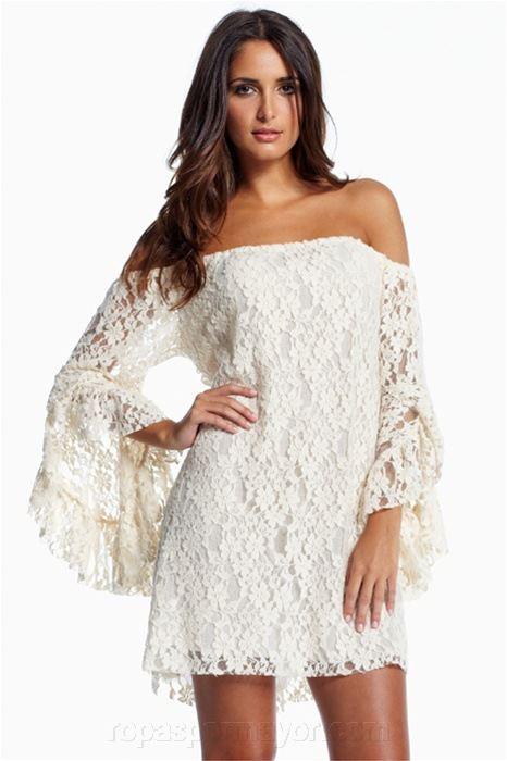 vestidos-de-fiesta-cortos-noche-blanco-wncaje