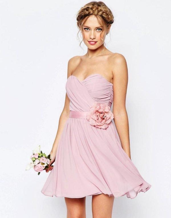 Vestido boda de dia primavera 2018