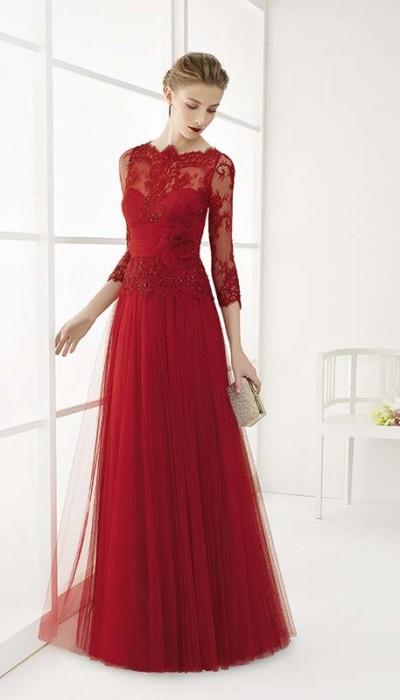 vestidos-de-madrina-de-boda-en-gioconda-rojo
