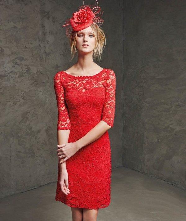 Los vestidos de madrina de boda 2018 - Tendenzias.com