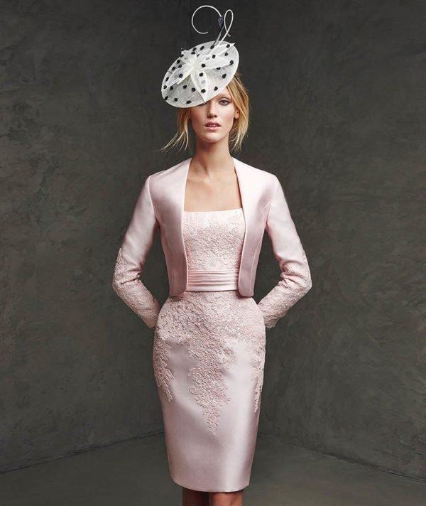 vestidos-de-madrina-de-boda-en-pronovias-rosa-palo