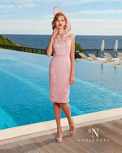vestidos-de-madrina-de-boda-en-sonia-peña-rosa-palo