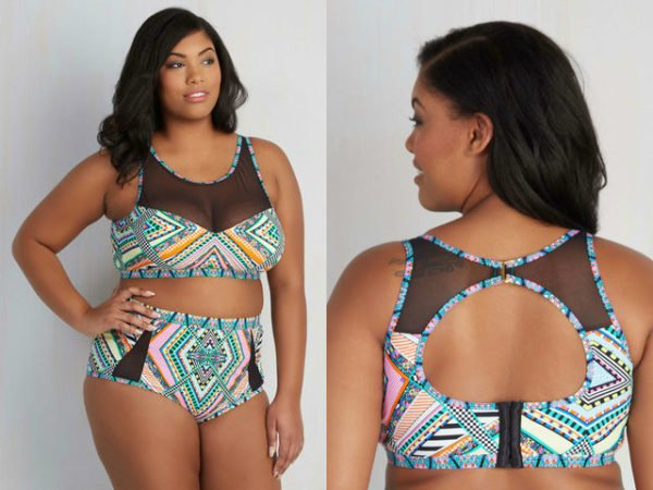bikinis-tallas-grandes-modcloth-geométrica