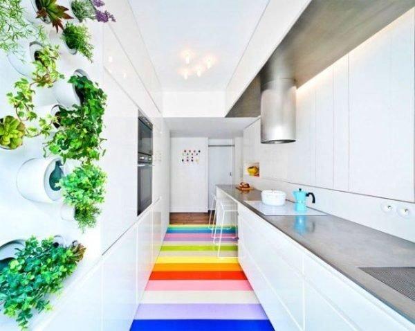 Los colores para casas con estilo en 2019 for Colores paredes cocinas modernas
