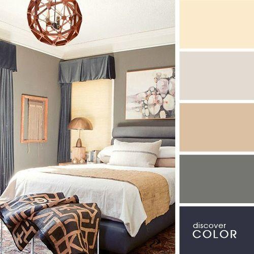 Los colores más de moda para convertir nuestro dormitorio en el lugar perfecto  para descansar 3432d351827
