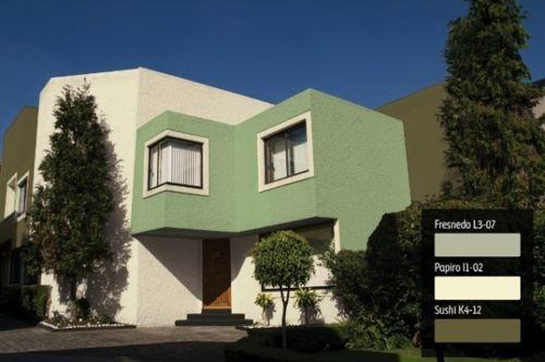 Los colores para casas con estilo en 2018 for Colores para casas fachadas