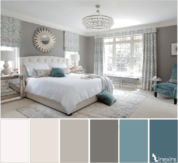 Los colores para casas con estilo en 2019 for Decoracion de interiores en tonos grises