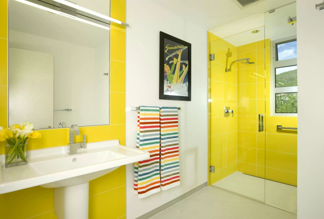 Colores para cuartos de ba o peque os 2018 for Bathroom ideas 2016