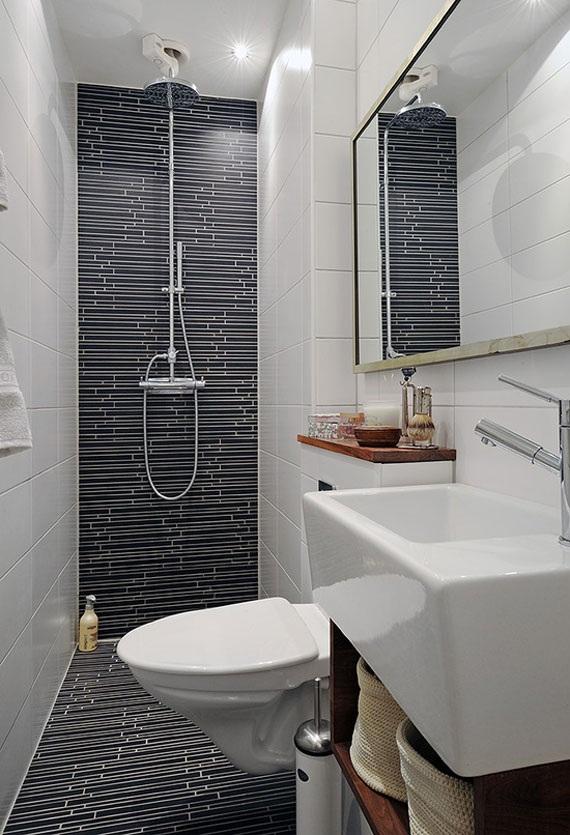 Colores para cuartos de ba o peque os 2018 for Aseos pequenos con ducha