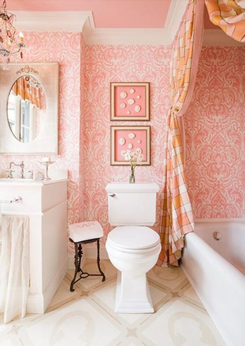 colores-para-cuartos-de-bano-pequenos-rosa-romantico