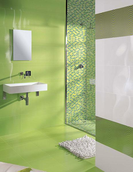 Colores para cuartos de ba o peque os 2018 - Revestimientos para duchas ...