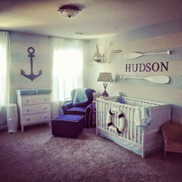 colores-para-cuartos-de-bebes-recien-nacidos-aguamarina y beige
