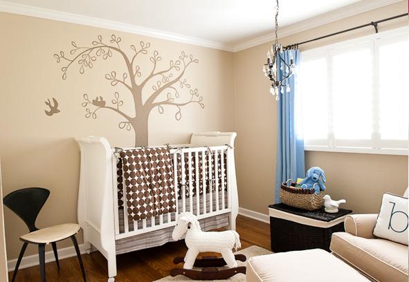 Colores para cuartos de beb s reci n nacidos 2017 - Muebles para habitaciones de bebes ...