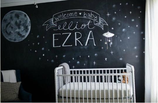 colores-para-cuartos-de-bebes-recien-nacidos-pizarra