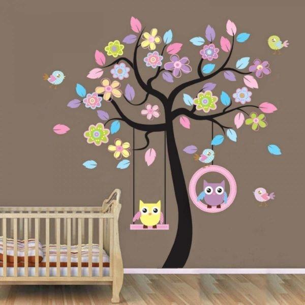 Colores para Cuartos de Bebés Recién Nacidos 2019 - Tendenzias.com