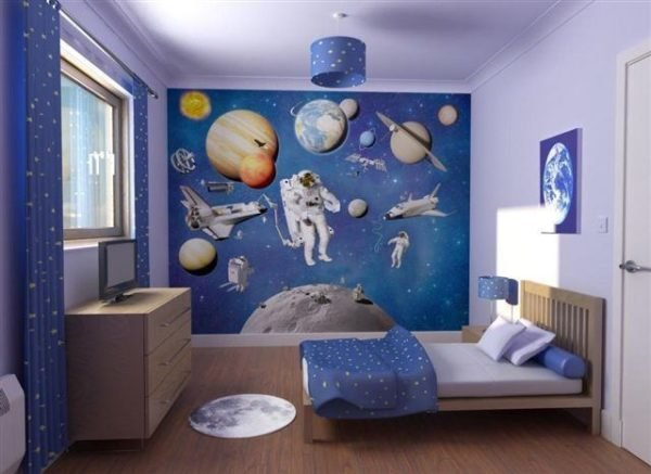 Los colores de cuartos para niños y niñas de moda en 2019
