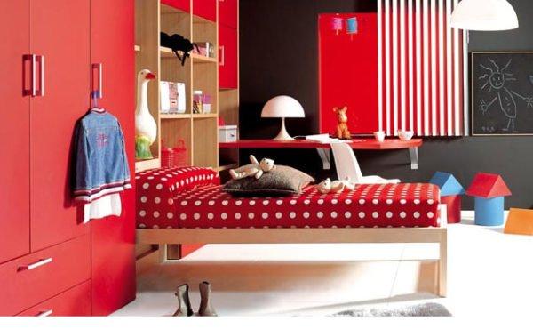 Colores para cuartos juveniles - Habitaciones 2018 - Tendenzias.com