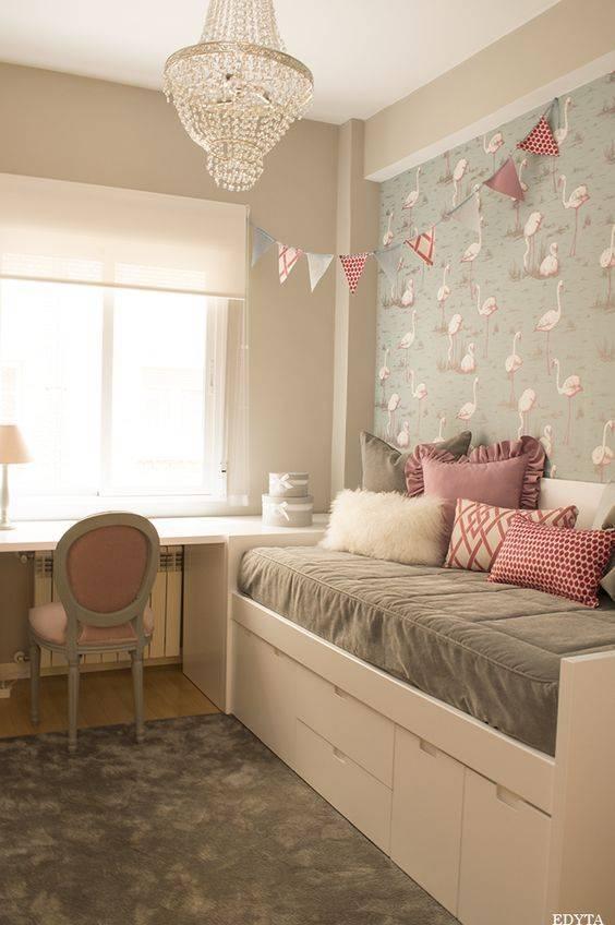 Colores para cuartos juveniles habitaciones 2017 - Papel para habitaciones juveniles ...