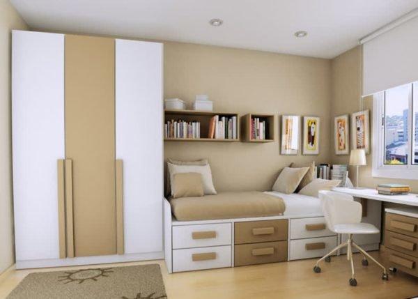 Colores para cuartos juveniles habitaciones 2019 for Color de moda para el dormitorio principal