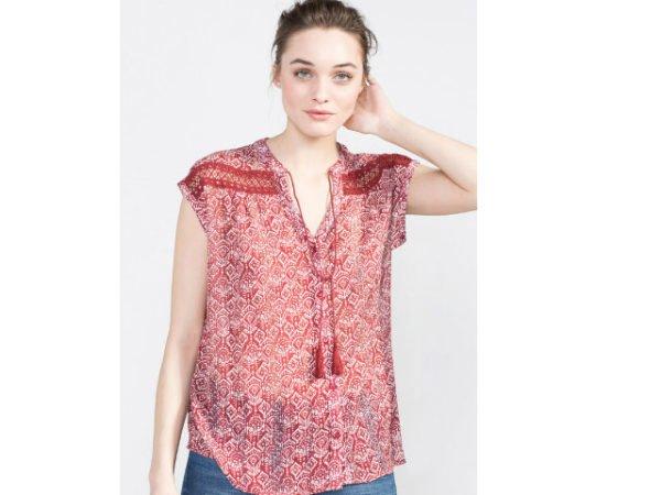 cortefiel-blusas-2016-blanca-y-roja