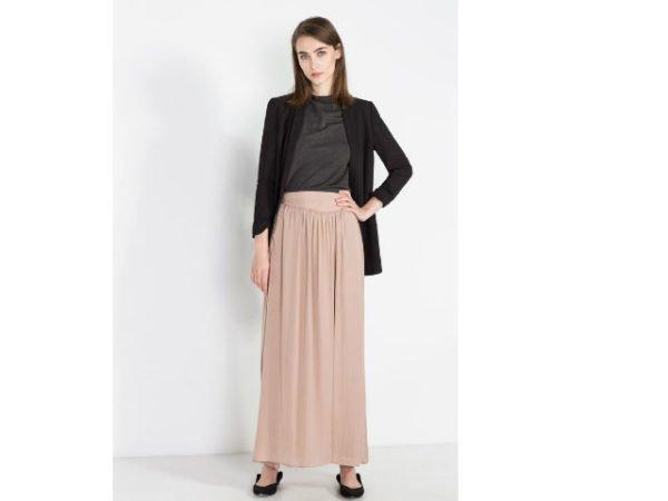 cortefiel-faldas-2016-largas-rosa