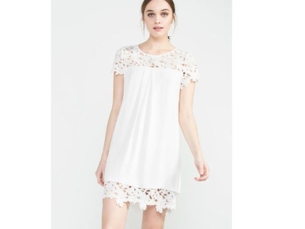 cortefiel-vestidos-2016-blanco-encaje