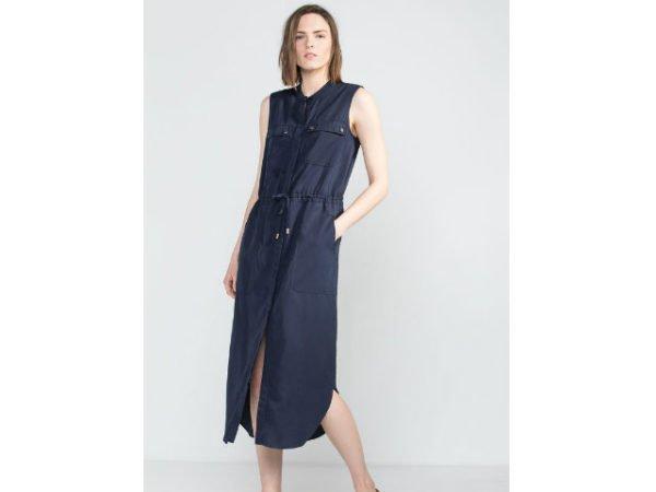 cortefiel-vestidos-2016-camisero