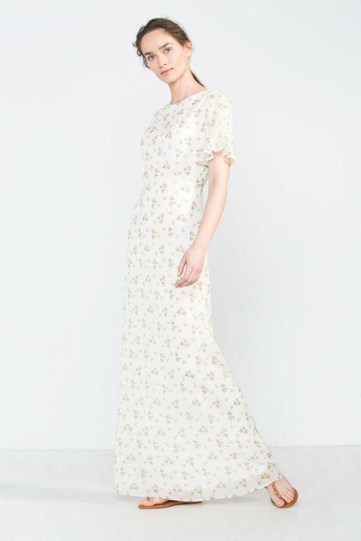 Si te gustan este tipo de vestidos ¡Muy atenta a la colección de Cortefiel! bccc244842ac