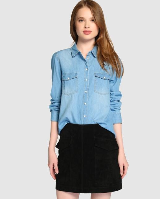 easy-wear-otoño-invierno-2016-2017-falda-negra