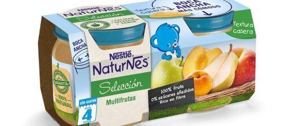 Sorteo de 10 lotes de la gama Nestlé Naturnes