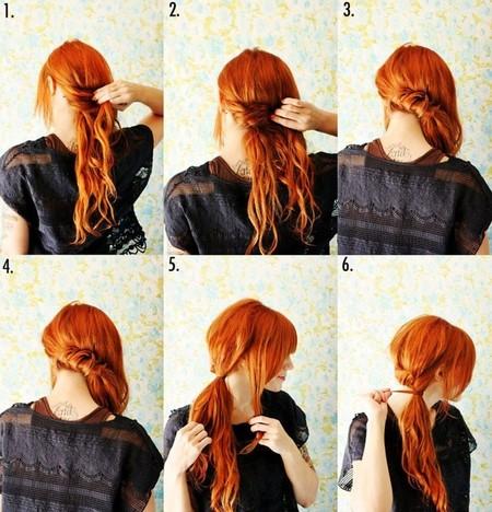 peinados-faciles-para-hacerse-una-misma-en-casa-otoño-invierno-coleta-lateral