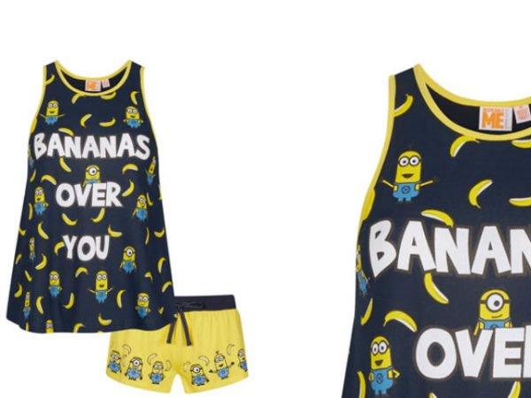 a70b7ca3d0 pijamas-primark-primavera-verano-2016-minions-bananas