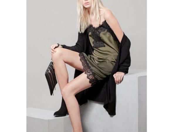 vestido-stradivarius-verde-lencero