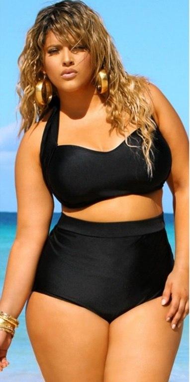valor fabuloso grandes ofertas imágenes detalladas Bikinis tallas grandes Verano 2019: Más de 70 bikinis para ...