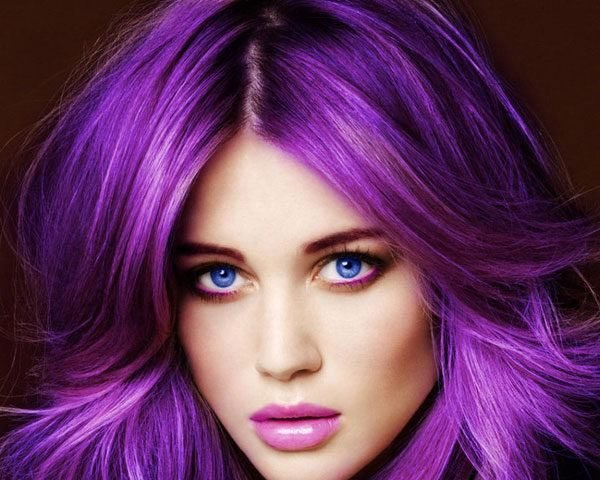 color-pelo-signo-zodiaco-geminis-lila