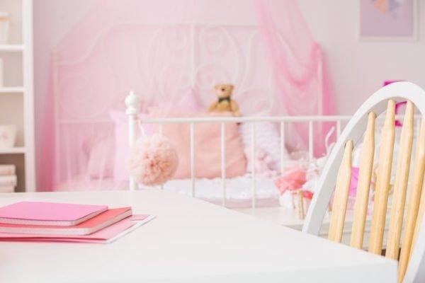 Colores habitacion rosa