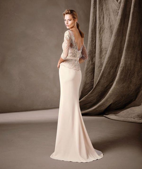vestido-de-invitada-de-boda-nude