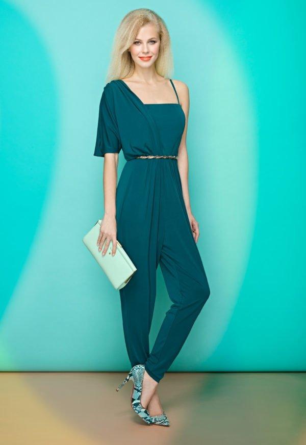 vestidos-de-comunion-para-madres-mono-asimetrico-verde